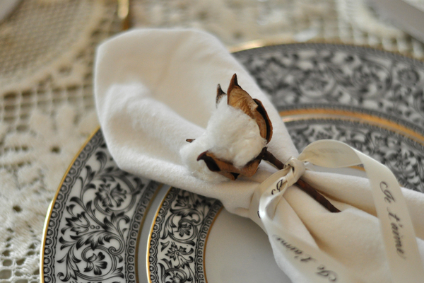 Fleurishing-tablesetting