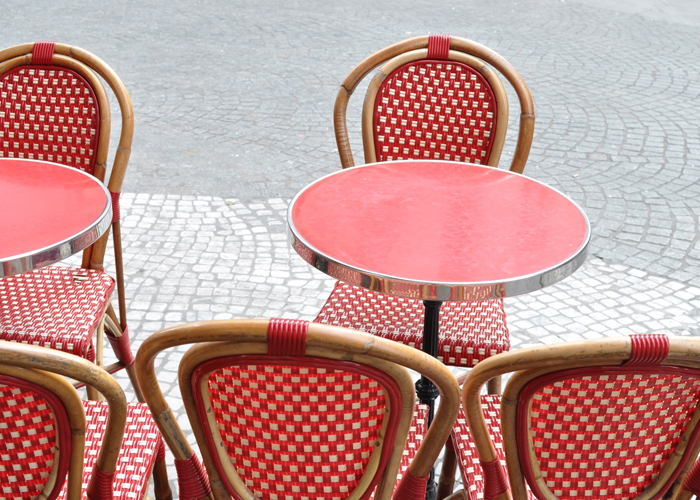 red-paris-cafe-chairs