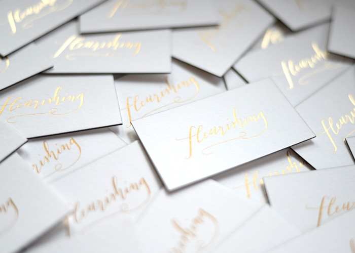 gold-foil-letterpress-cards