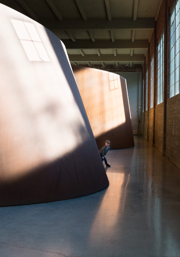 dia:beacon with kids | Fleurishing